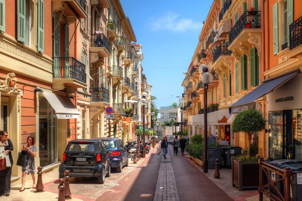 Monte Carlo Street